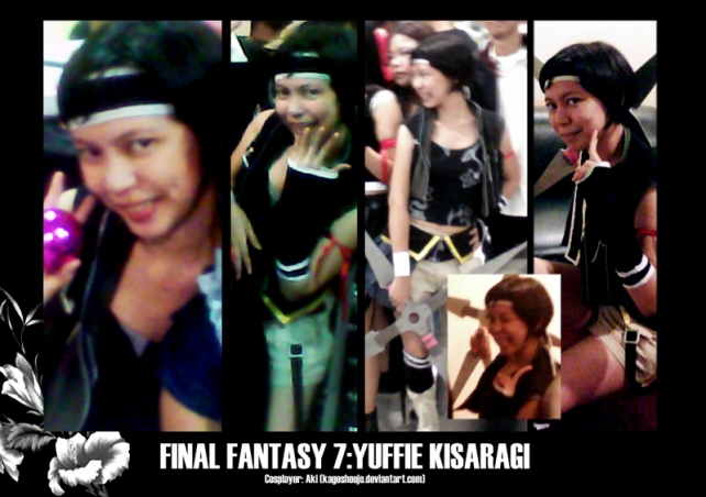 yuffie-collage